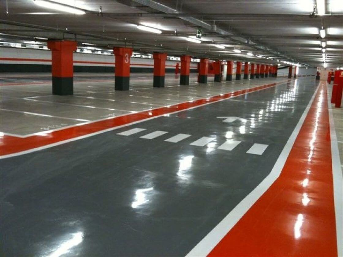 pavimentos parkings pavifort